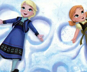 disney princess, frozen, and play image