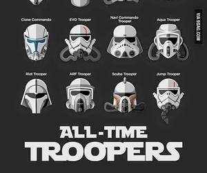 star wars and trooper image