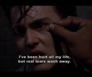 cry-baby, tears, and movie image