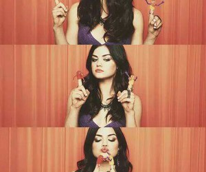 lucy hale, pretty little liars, and beautiful image