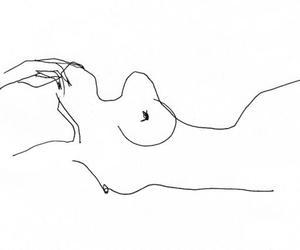 art, boho, and draw image