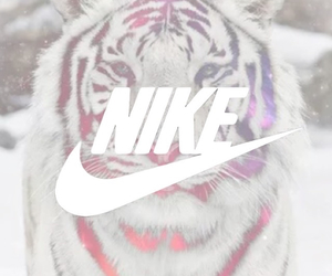 nike and white image