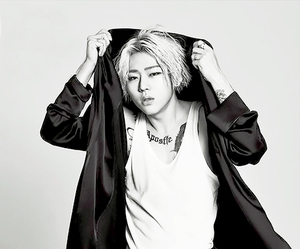 zico, block b, and kpop image