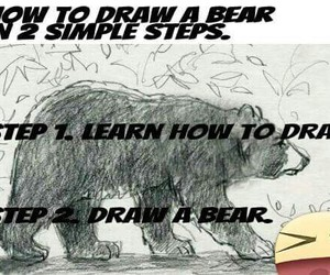 bear, diy, and how to image