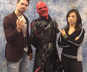 Marvel, agents of shield, and ming-na wen image