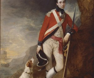 eighteenth century, brittany spaniel, and french and indian war image