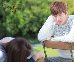 lee min ho, the heirs, and kdrama image