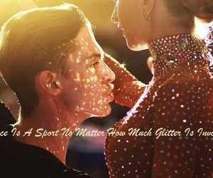 ballroom, dance, and glitter image