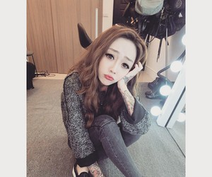 ulzzang, cute, and michelle cheng image