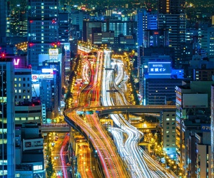 asia, asian, and city scape image