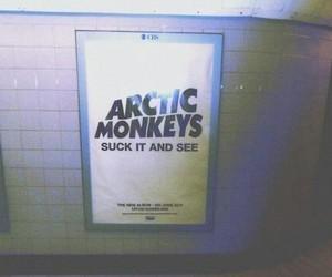 arctic monkeys, black, and indie image