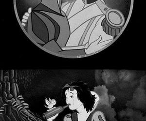 couple, cry, and disney image