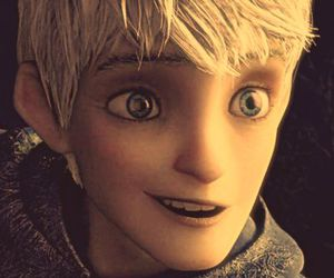 animated, jack frost, and dreamworks image