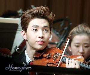 Henry Lau, super junior, and Super Junior M image