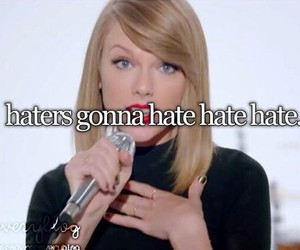 girl, Taylor Swift, and shake it off image