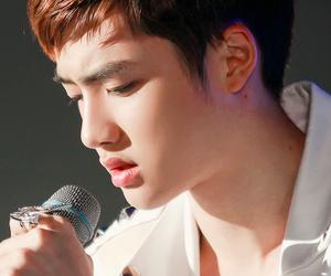 d.o, exo, and kyungsoo image