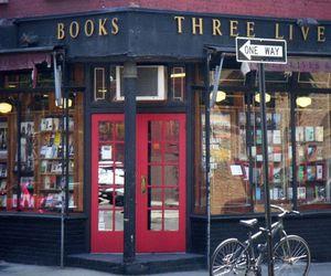 books, bookstore, and scotland image