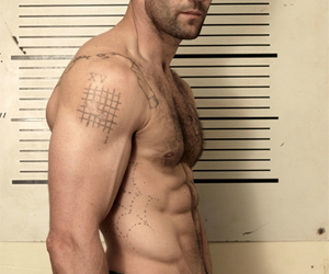 Jason Statham and shirtless image