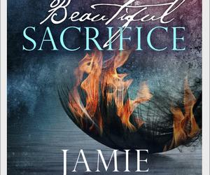 book, beautiful sacrifice, and maddox image