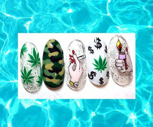 dope and nails image