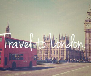dreams, london, and travel image