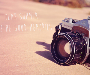 summer, camera, and memories image
