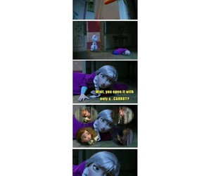 disney, funny, and hans image