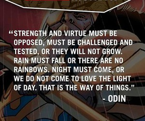 phrases, thor, and odin image