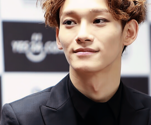 Chen, exo, and exoluxion image