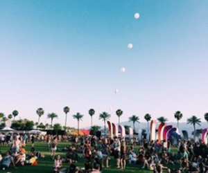 amazing, california, and coachella image