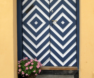 door, art, and colorful image
