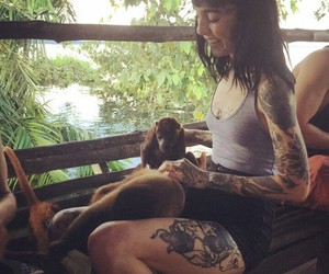 drop dead, oliver sykes, and tattoo image