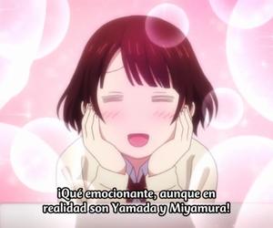 anime, Fujoshi, and yamada image