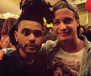 the weeknd and kygo image