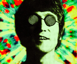 john lennon and glasses image