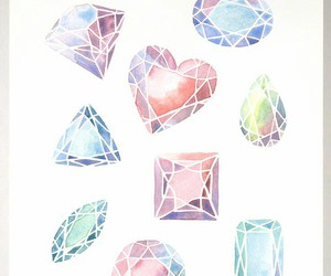 art and diamond image