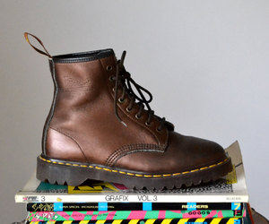 docs, dr martens, and fashion image