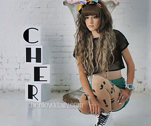 x factor and cher lloyd image