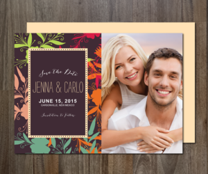 invitation, digital download, and marriage image