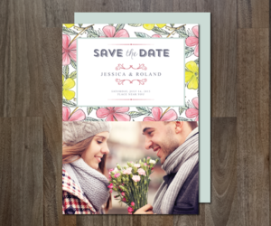 botanical, patterned, and wedding image