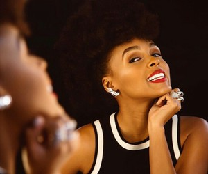 black woman, janelle monae, and black excellence image