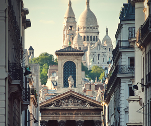 france, travelling, and paris image