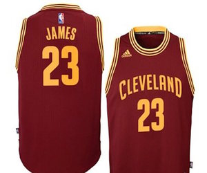 cleveland, gift, and LeBron James image