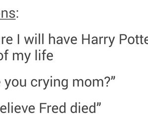 feels, harry potter, and quote image