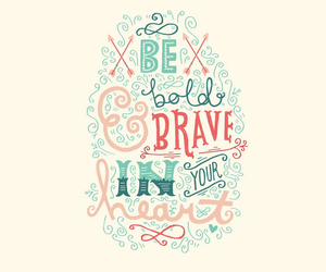 brave and quote image