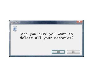 memories, love, and computer image