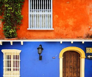 colombia, colorful, and street image