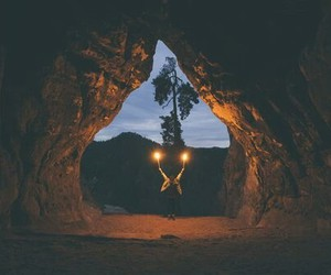 cave, hipster, and indie image