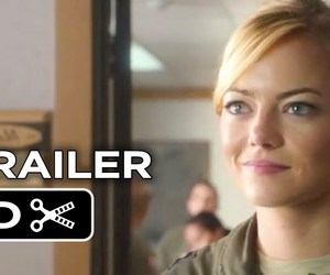 Aloha, emma stone, and welcome back image