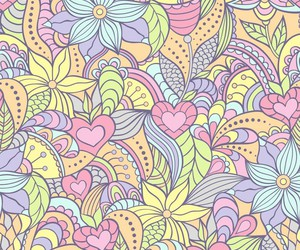 background, pastel, and sweet image